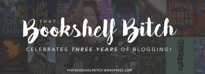 Blog Birthday & Giveaway: 3 debunked book blogging myths from a 3-year blogger