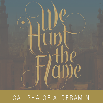 We Hunt the Flame street team