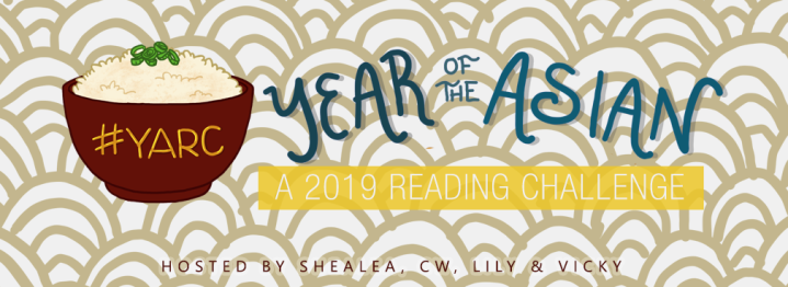 YARC 2019: Share & link up the Asian books you've read in January!