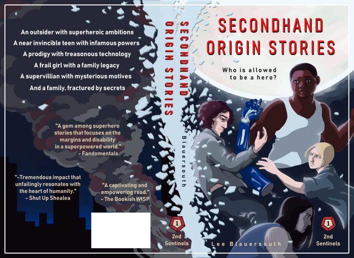 Secondhand Origin Stories (full jacket)