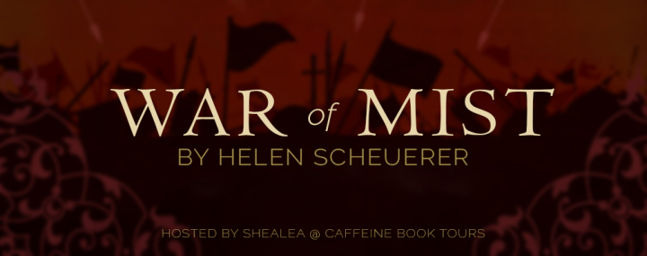 Spotlight: Helen Scheuerer on her finishing her debut trilogy, The Oremere Chronicles