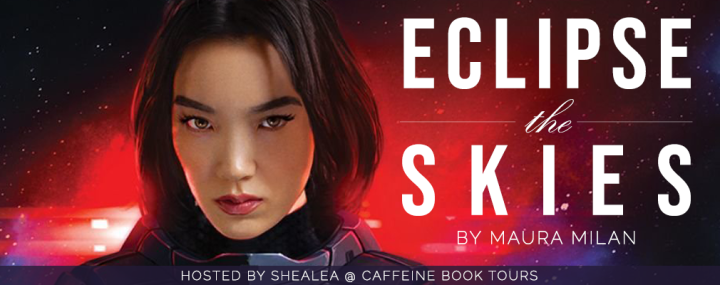 FOLLOW ALONG: Eclipse the Skies blog tour (ft. schedule & giveaway)