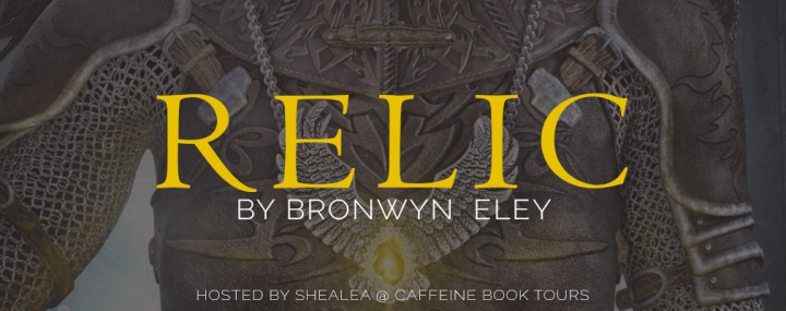 SIGN UP: Blog tour for Relic by Bronwyn Eley