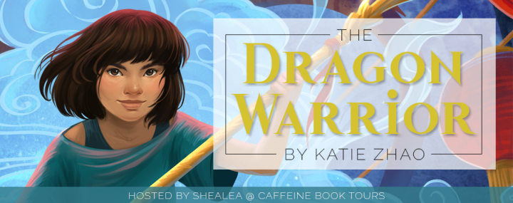SIGN UP: Blog tour for The Dragon Warrior by Katie Zhao